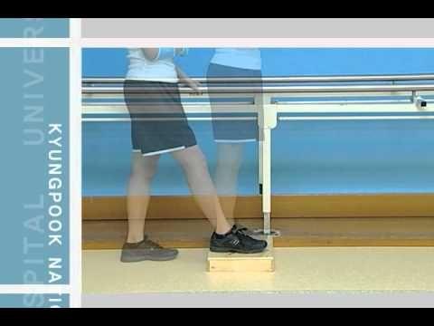 Gait training in stroke patients_뇌졸중 환자의 보행 훈련(1).wmv - YouTube