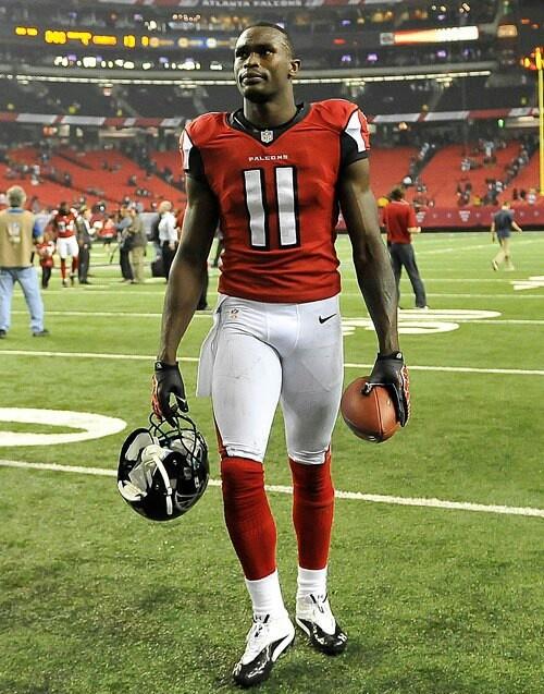 Julio Jones | My Atlanta Falcons...RISE UP!!! | Pinterest  Julio
