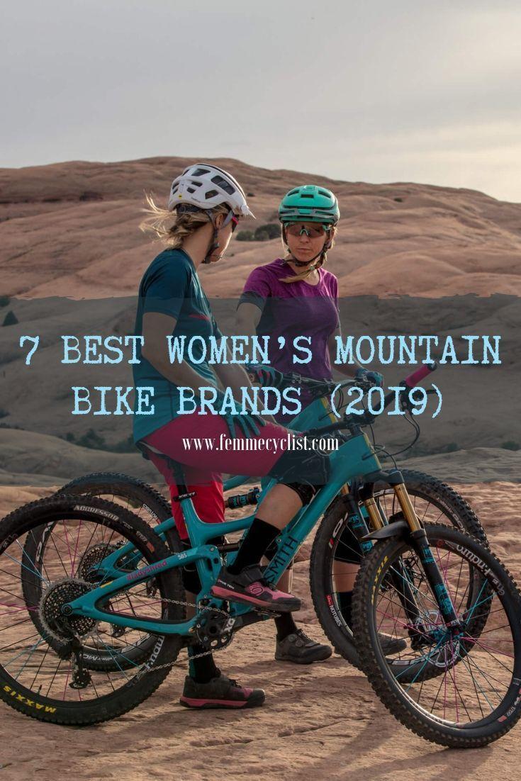7 Best Women S Mountain Bike Brands Mountain Biking Women