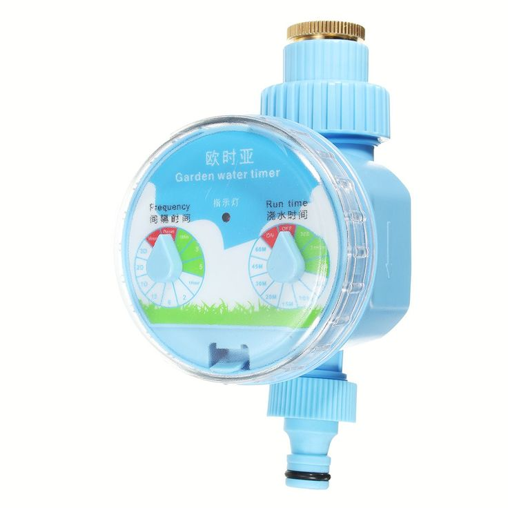 Minutes Hours Automatic Electronic Home Water Timer Garden Agriculture Irrigation Controller #wateringtimer