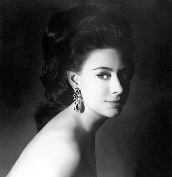 I'm reading a biography of Queen Elizabeth II.  It mentions how pretty her sister, Princess Margaret, was, so I had to look and see for myself.  Princess Margaret was quite a dish!  Very pretty and stylish lady.  I had no idea.