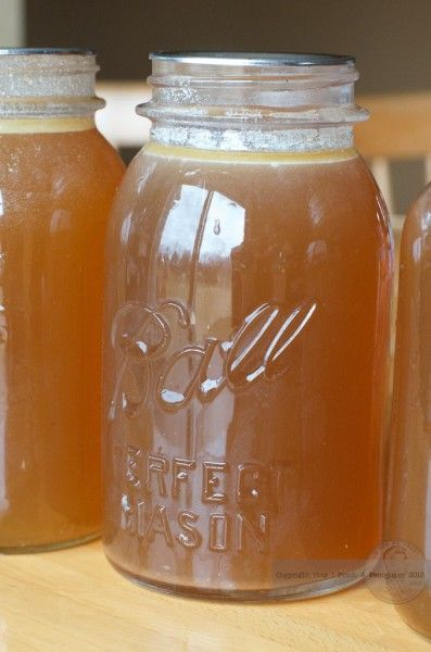Home Made Chicken Stock. It is super simple to make chicken stock, it just takes time a a few extra ingredients. Hot Water Bath canning as well as freezing instructions included.