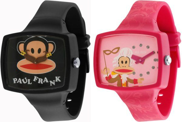 Paul Frank TV Watches, if i have one of dat~~