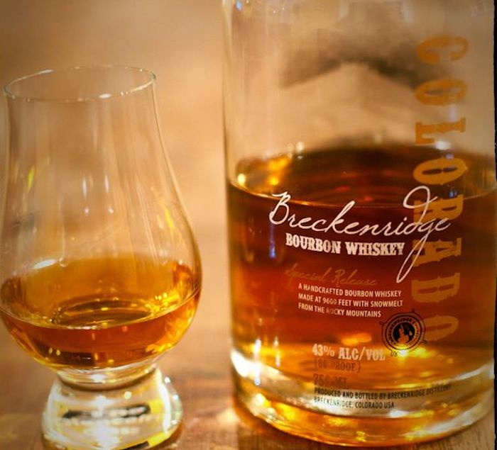 Breckenridge Bourbon Takes Distilling to New Heights
