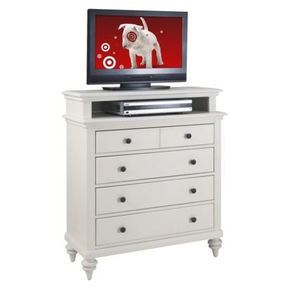 Bermuda Media Dresser   White Target  300 ish. 1000  ideas about Media Dresser on Pinterest   Tv armoire  Bedroom
