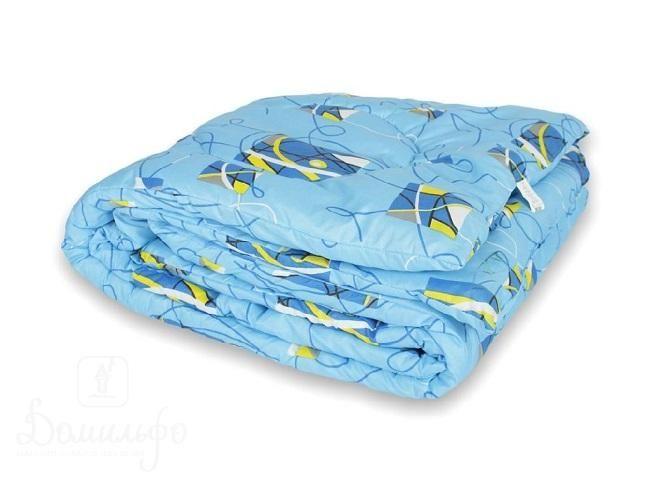 Одеяло детское стеганое АНТИКРИЗИС 110x140Л от производителя АльВиТек (Россия)