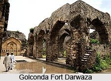 The 400-year-old majestic and imposing Golconda Fort was built by the Kakatiya dynasty in the 13th century. For more read the article