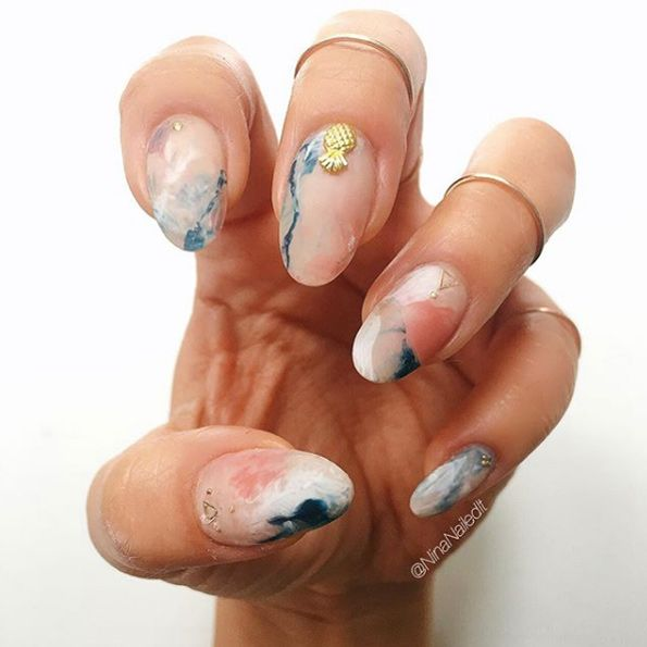 51 fun ways to do your nails this summer