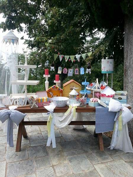 Στολισμός Βάπτισης-Candy Bar ,Ν. Λάρισας,Ένα Σπίτι Σαν Κρεμάστρα www.gamosorganosi.gr