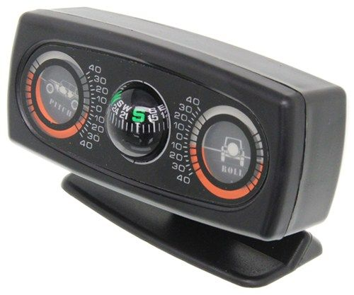 Rampage Clinometer with Compass - Analog Rampage Off Road Accessories RA791006