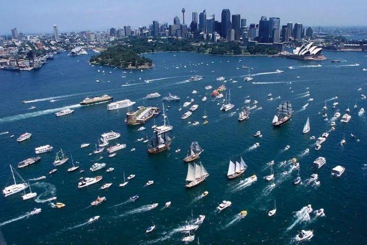 Cruise into front row seats on Australia Day