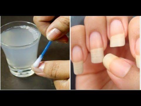 Tus uñas jamás se romperán aplicando esto - YouTube