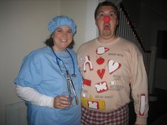 25 Creative Halloween Couple Costumes You Both Will Love 10