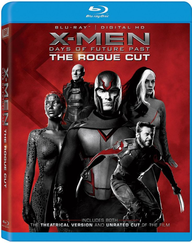 Cannot wait for the X-Men: Days of Future Past the Rogue Cut! Out on Blu-ray next week! Was so disappointed to see Rogue's scenes cut from the theatrical release of Days of Future Past. http://bradgeek.tumblr.com/post/123624129343/cannot-wait-for-the-x-men-days-of-future-past-the