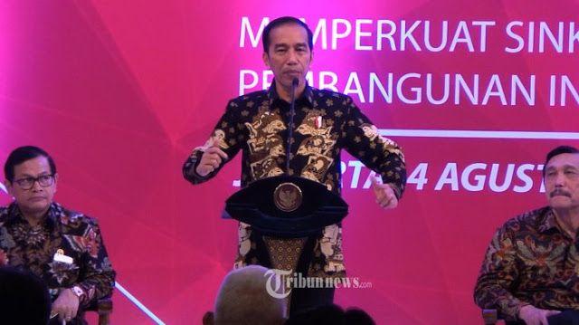 Presiden Joko Widodo atau Jokowi akan melakukan sosialisasi tax amnesty atau pengampunan pajak ...