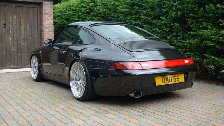 So #Stanced, so sexy. #everyday993 #Porsche