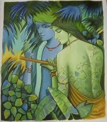 Image result for mewar art gallery radha krishna
