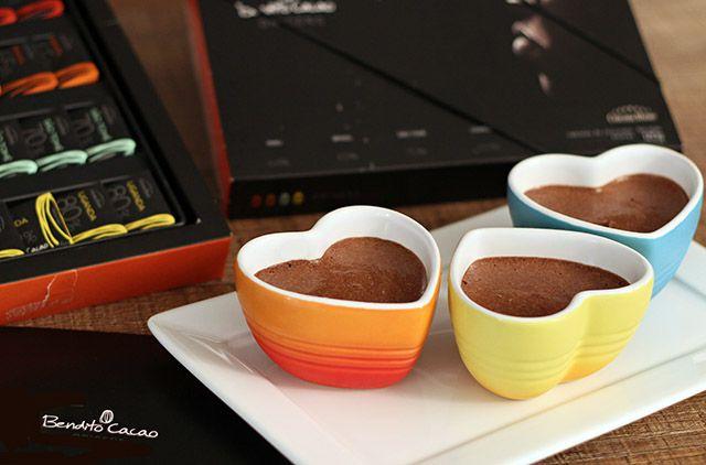 Video - Mousse de Chocolate Para o Dia dos Pais – Panelaterapia
