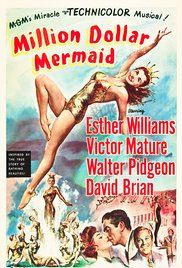 Million Dollar Mermaid Poster