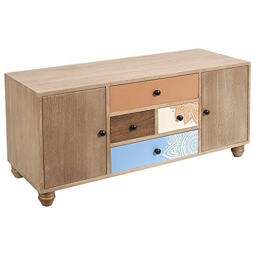 MUEBLE TV HIPSTER 100x38x45.5 Color OLMO - http://vivahogar.net/oferta/mueble-tv-hipster-100x38x45-5-color-olmo/ -