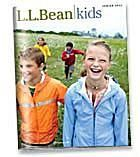 11 Places to Get Free Kids' Clothing Catalogs in the Mail: L.L. Bean Kids Clothing Catalog