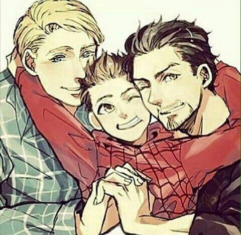 #superfamily || kcmandkss cute wtf my poor heart