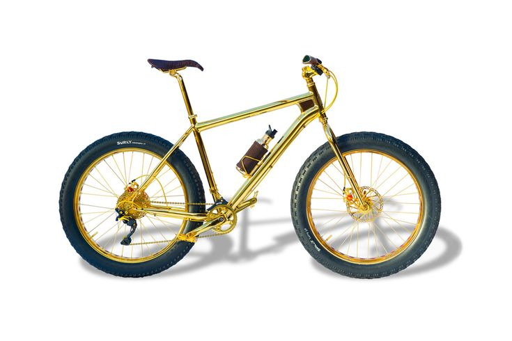 Image of The $1 Million USD Bike