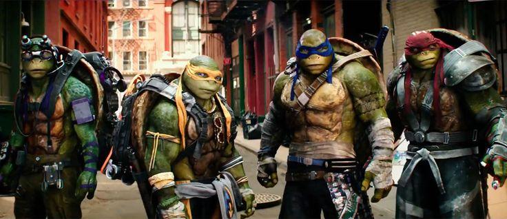Fuera de las Sombras es la segunda película de las Tortugas Ninja que Michael Bay trajera de vuelta en la cinta de 2014. La secuela es un poco mejor pero...