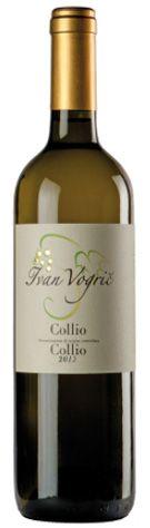 Friuli Wine & Food | Prodotti | Collio 2012 Vogric