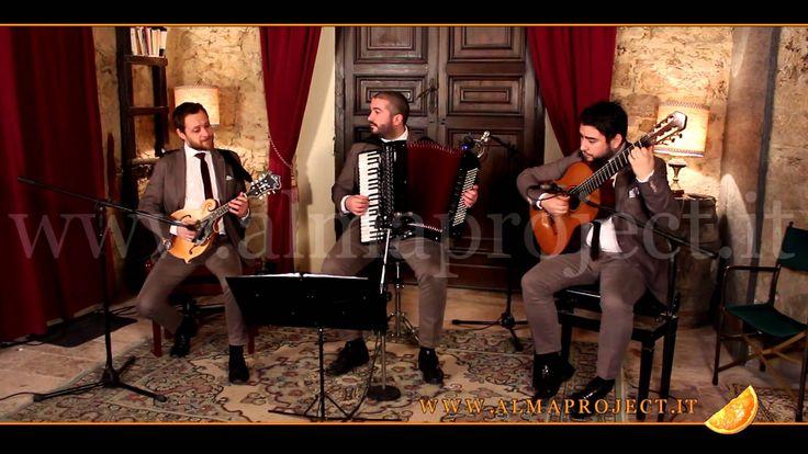 ALMA PROJECT - GS Trio -Torna a Surriento (Ernesto-Giambattista De Curtis)