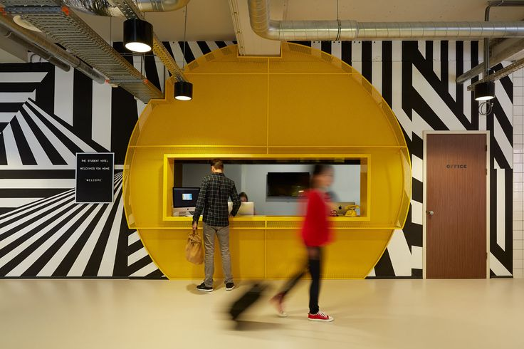 The-Student-Hotel-Amsterdam-1 - Design Milk