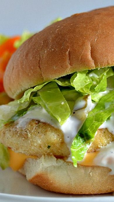 309 best images about sandwich love on pinterest corned for How to make tartar sauce for fish fillet