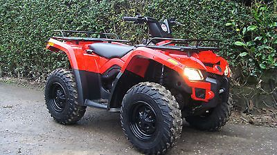 CAN-AM 400 4x4  OUTLANDER 2010 HONDA/YAMAHA/KAWASAKI/SUZUKI/POLARIS FARM QUAD