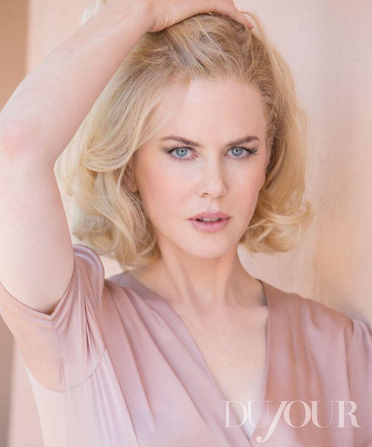 Nicole Kidman in DuJour Magazine 2012