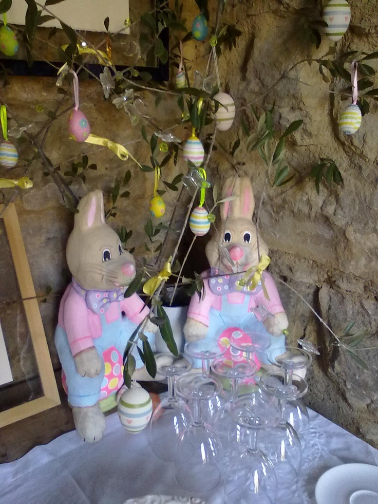 Easter breakfast at Apricus. Book a room and enjoy Spring with us!