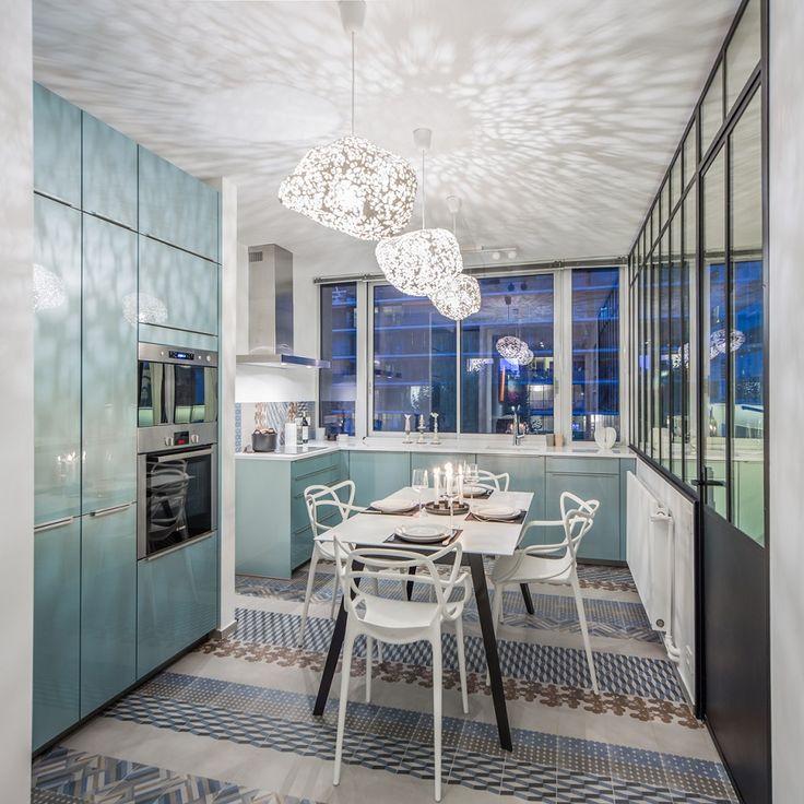 Cuisine Appartement Paris