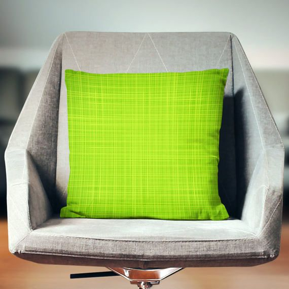 lime green pillow lime green throw pillow lime green pillow cover lime green