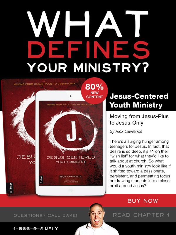 Teen Ministry Resources 5