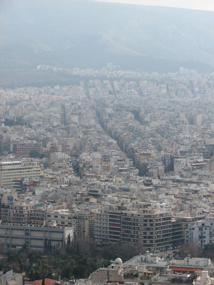 Athene Panorama