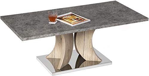 Best New Mango Steam Hanford Coffee Table Faux Cement 400 x 300