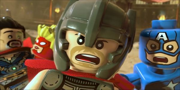 Thor: Ragnarok Comes To LEGO Marvel Super Heroes 2 In New Trailer #FansnStars