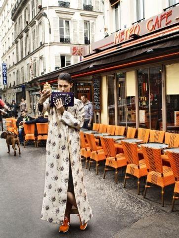 pouliční móda