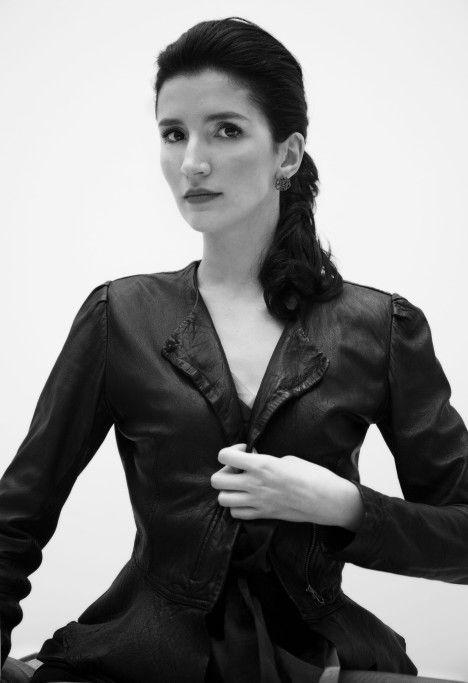 27-Isabel Henao Su primer desfile lo hizo en el Marangoni fashion show de 2003