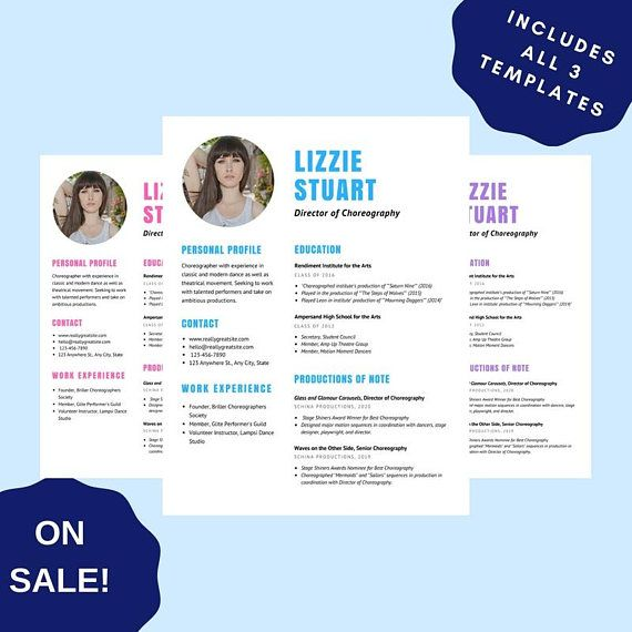 Professional Resume Template 10 CV Template PDF For Adobe