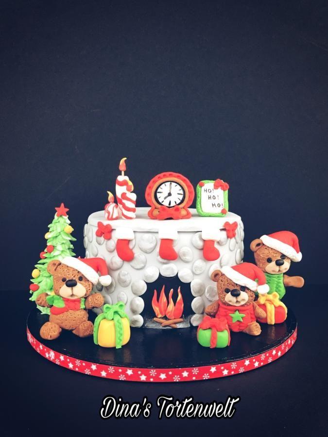 Merry Christmas by Dina's Tortenwelt