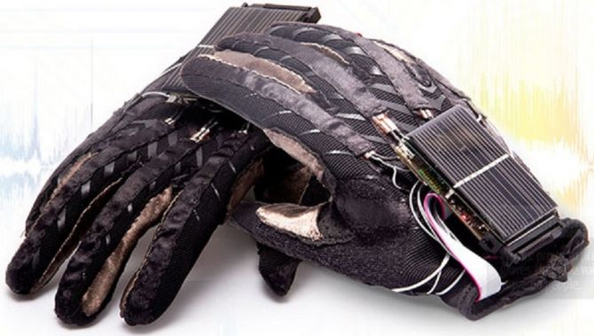 Students Create Gloves That Can Convert Sign Language Movements Into Speech