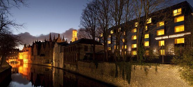 Grand Hotel Casselbergh Brugge | Welkom | Hartelijk welkom in Brugge!