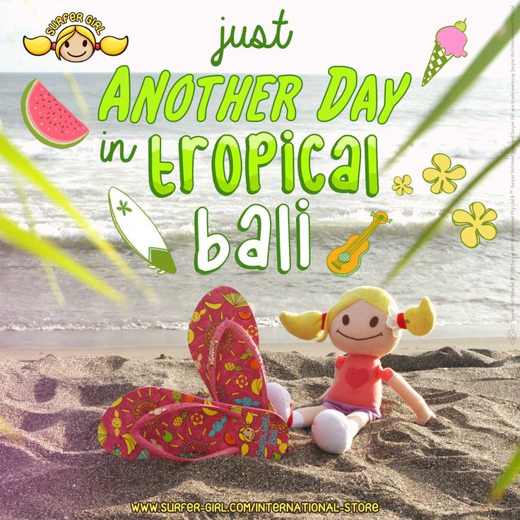 It's just another happy day in tropical Bali with Summer :) Get your Tropical Bali collection here! Love, Summer <3 #surfergirl #baliholiday #tropicaloutfit