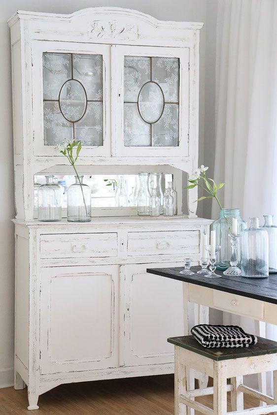 ber ideen zu shabby chic schrank auf pinterest tv st nder shabby chic und kommoden. Black Bedroom Furniture Sets. Home Design Ideas