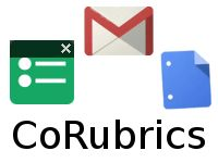 corubrics. Una herramienta (APP) de Google docs, creada por Jaume Feliú, que permite crear rúbricas para evaluar y coevaluar. Es ideal para aplicar a ABP, permite compartirla con quien se desee, por ejemplo con los alumnos de un grupo con el que se está trabajando por proyectos.